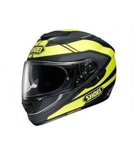 CASCO INTEGRAL SHOEI GT-AIR SWAYER TC3 NEGRO/AMARILLO