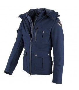 CHAQUETA BY CITY URBAN II MAN BLUE
