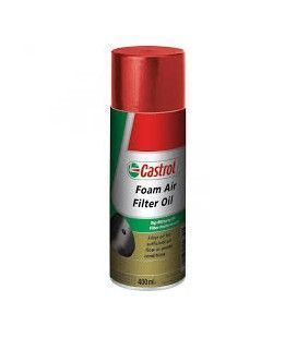 FOAM AIR FILTER OIL CASTROL