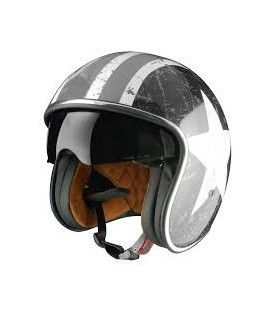CASCO ORIGINE SPRINT REBEL STAR GREY
