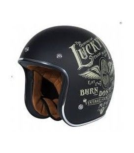 CASCO ORIGINE PRIMO FLYING WHEEL NEGRO