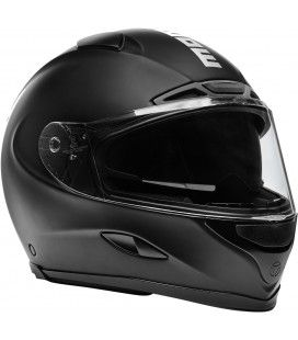 CASCO MOMO DESIGN HORNET BLACK