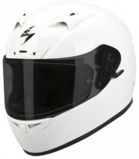 CASCO SCORPION EXO-170 AIR BLANCO
