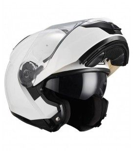 CASCO NZI COMBI 2 DUO BLUETOOTH BLANCO