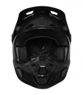 CASCO FOX V2 2019 MATTE BLACK