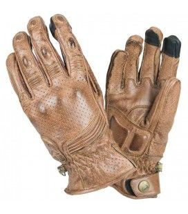 GUANTES BY CITY RETRO II BROWN