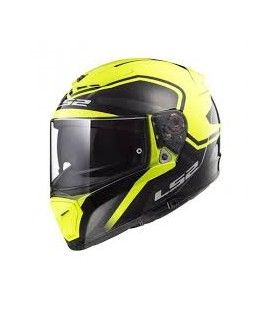 CASCO LS2 F390 BREAKER BOLD HI-VIS YELLOW