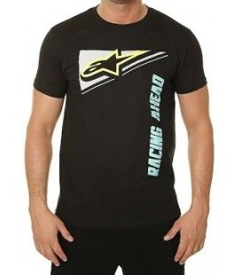 CAMISETA ALPINESTARS SUPPLEMENT BLACK