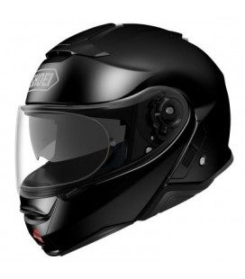 CASCO SHOEI NEOTEC 2 NEGRO BRILLO