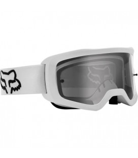 GAFAS MOTOCROSS FOX MAIN STRAY MX21 BLANCA