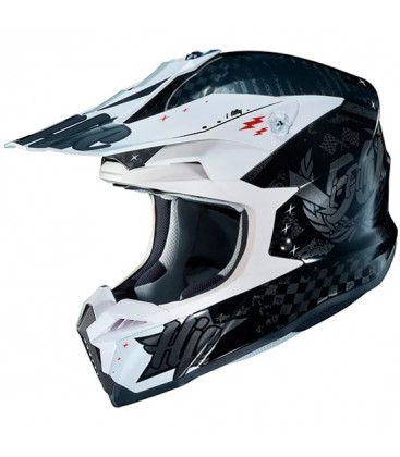 CASCO HJC I 50 ARTAX MC-5
