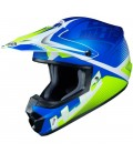 CASCO HJC CS-MX II ELLUSION MC-2SF