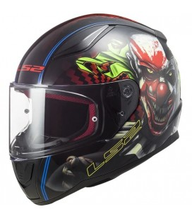 CASCO LS2 FF353 RAPID HAPPY DREAMS BLACK